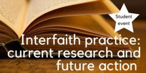 Interfaith practice: current research and future action